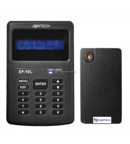 Jantec EP3000 Complete Door Access Control System