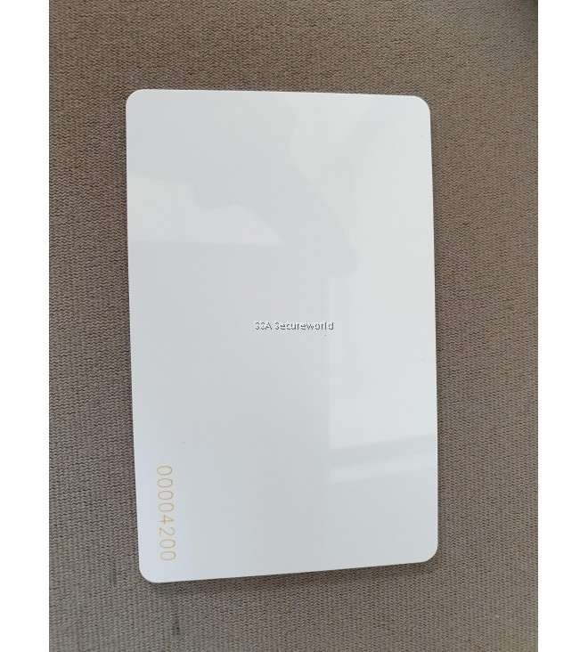 Long Range RFID UHF Card
