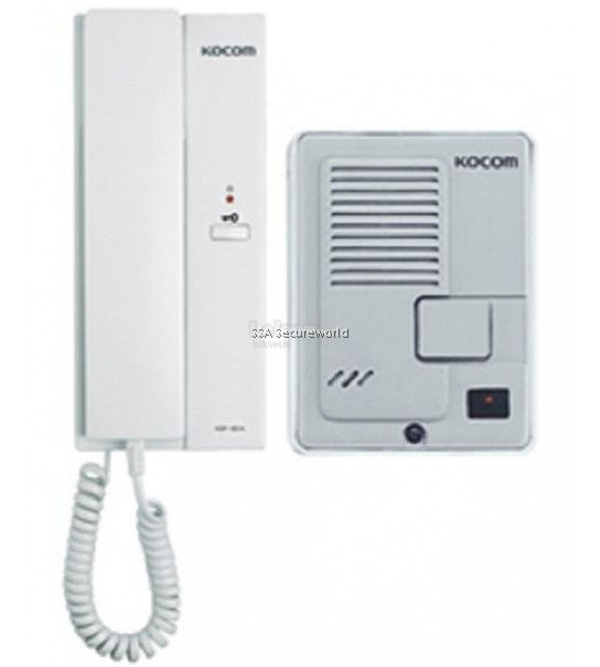 Kocom 1 to 1 intercom