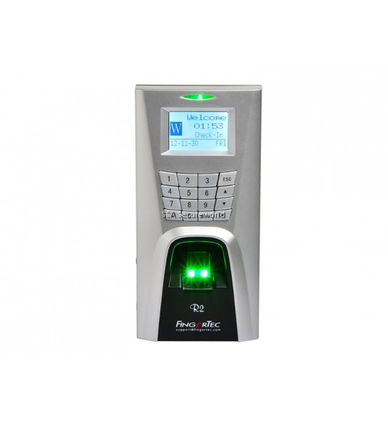 FINGERPRINT RECOGNITION-FINGERTEC -R2&R2C