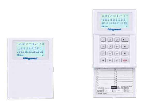 Price list for Bluguard V16N voice security alarm system can be easily upgrade from 9 zone bluguard voice security alarm system.