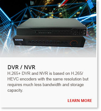 Supply and install DVR NVR recorder system in malaysia