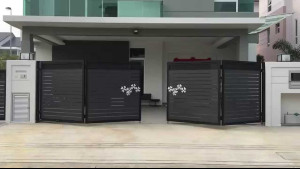 Swing Automation gate system from best installer at puchong