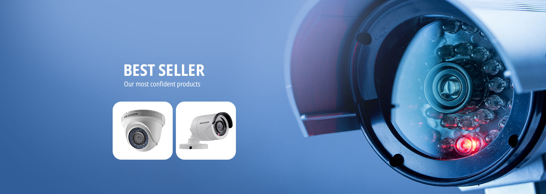 Security CCTV Camera with mobile access and full hd format image