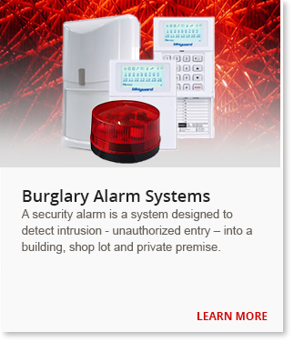 Supply and install security home alarm system in malaysia